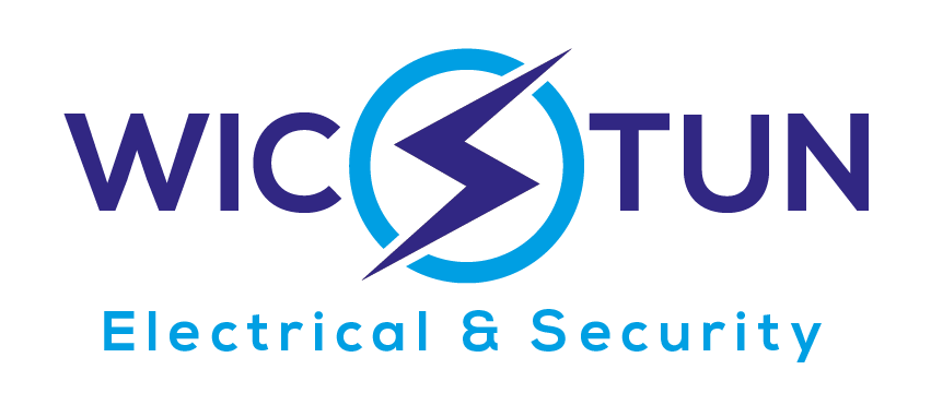 Wicstun Electrical & Security Logo