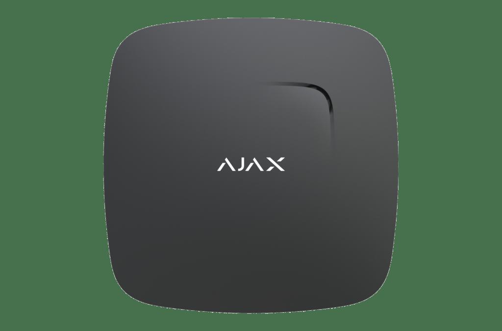 Ajax Fire Protect Black
