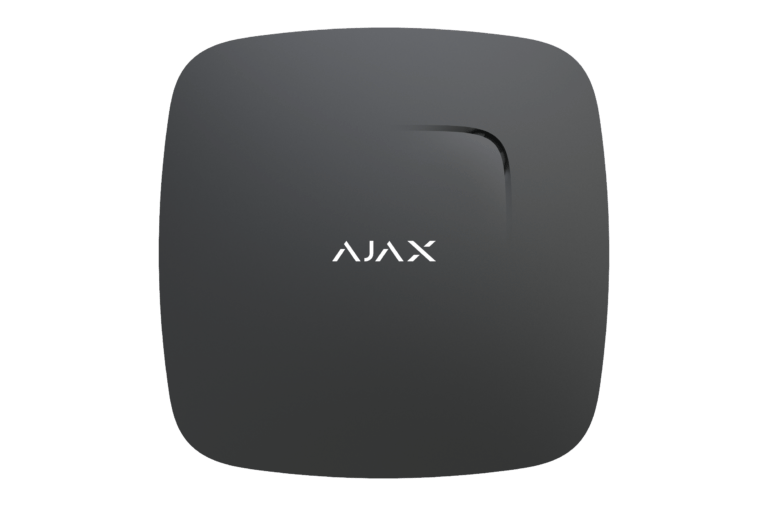 Ajax Fire Protect Black