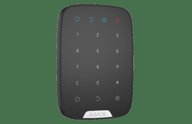 Ajax Key Pad Black